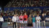 Acapulco vive una semana espectacular de emociones y tenis