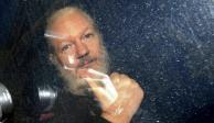 Audiencia de extradición de Assange se aplaza por COVID-19
