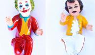 Visten a Niños Dios con ropita de Joker, Goku, Superman... (FOTOS)