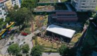Sheinbaum inaugura parque Lago Alberto, con inversión de la IP