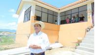 Resurge El Chihuero, pueblo de Michoacán que desapareció entre el agua