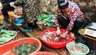 Así se ve el mercado de Wuhan, epicentro del coronavirus (FOTOS)