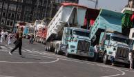 Pactan Sedena y transportistas tarifas de acarreo de NAIM a Santa Lucía