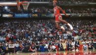 Se cumplen 32 años de la espectacular clavada de Michael Jordan (VIDEO)