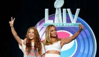 Estos son todos los detalles del espectáculo de J.Lo y Shakira en el Super Bowl