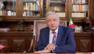 """Celebra AMLO aprobación del T-MEC en EU: """"Significa bienestar para nuestro país"""""""