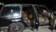 Localizan cinco cuerpos en tramo carretero de Ciudad Hidalgo
