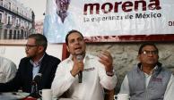 Diputado de Morena critica detención de activista López Vega en Puebla