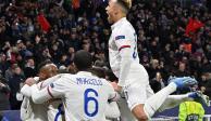 Con solitario gol, Lyon vence a la Juventus de Cristiano Ronaldo