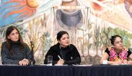 Alejandra Frausto promete erradicar retraso en pagos para creadores