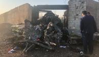 Misiles antiaéreos iraníes habrían derribado avión ucraniano: funcionarios de EU