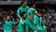 Real Madrid llega a su final 17 en la Supercopa de España