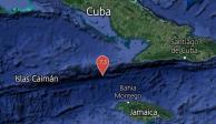 Terremoto de 7.7 sacude a Jamaica; se sintió en Cancún