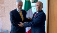 ¿Quién es Edmundo Font, nuevo encargado de negocios de México en Bolivia?