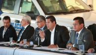 Fortalece gobierno de Guanajuato a Policías Municipales con equipo nuevo