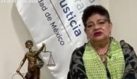 Fiscal capitalina asegura que habrá justicia para Fátima