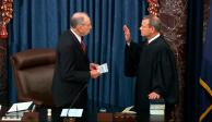 ¿Quién es el juez que presidirá el impeachment contra Trump?