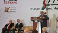 Presupuesto para el campo confronta a AMLO y a Bosco de la Vega