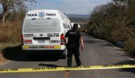Hallan 26 bolsas con restos humanos en Tonalá, Jalisco