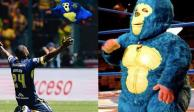 Kemonito, el luchador más viral y amo de los memes (FOTOS)