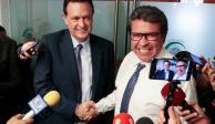 Adelanta Monreal rechazo en Senado a reelección de legisladores