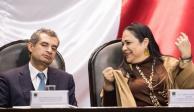 Chocan PAN y Morena por consulta sobre el Tren Maya