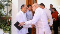 Astudillo aborda con Sader las prioridades de campesinos de Guerrero