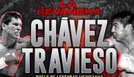 """Ya hay fecha para la revancha entre """"JC"""" Chávez y """"Travieso"""" Arce"""