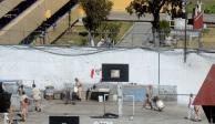 Detienen a 3 custodios del Reclusorio Sur tras fuga de reos