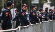 Para evitar saqueos, SSC despliega 2 mil patrullas y 6 mil policías