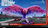 El Gran Premio de México presenta tres carteles para la F1esta