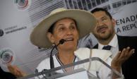 Espiar al PAN, más aburrido que fumar orégano: Jesusa Rodríguez