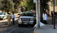 Albañil exige su quincena... y lo matan a balazos en CDMX