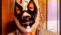 El luchador Mil Máscaras niega que haya sufrido un infarto o esté enfermo