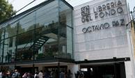 Cierran librerías del FCE por contingencia de COVID-19