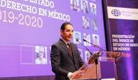 Gobernador Francisco Domínguez llama a fortalecer instituciones