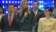 María Ariza, directora de BIVA, se suma a paro nacional #UnDíaSinMujeres