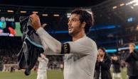 Carlos Vela regresa a la órbita del Barcelona por lesión de Suárez