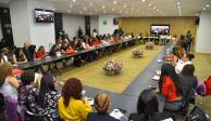 Incapaces, gobiernos Federal y de CDMX, para frenar feminicidios: PRI