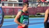 Robo, principal línea de investigación en crimen del atleta Martín Loera