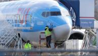 China responde a EU: Reclaman indemnización por aviones de Boeing