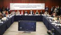 Comisiones del Senado aprueban Ley de Ingresos 2020