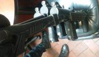 Detienen en Sonora a menor estadounidense con 5 armas y 7 mil cartuchos