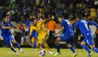 Tigres rescata empate al minuto 91' ante Cruz Azul