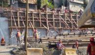 Carretera Xochimilco-Tulyehualco, casi al 80% de avance tras daños por 19s