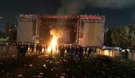 Tras disturbios, Live Talent reitera que Forcefest continúa este domingo