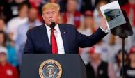 Trump prevé acuerdo con China después de las elecciones del 2020