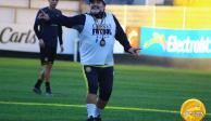 Diego Maradona deja de ser el entrenador de los Dorados de Sinaloa