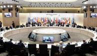 """...Y concluye cumbre del G20 con apoyo a los """"fundamentos del libre comercio"""""""