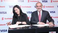 Scotiabank y Visa se unen en favor de la experiencia en pagos electrónicos